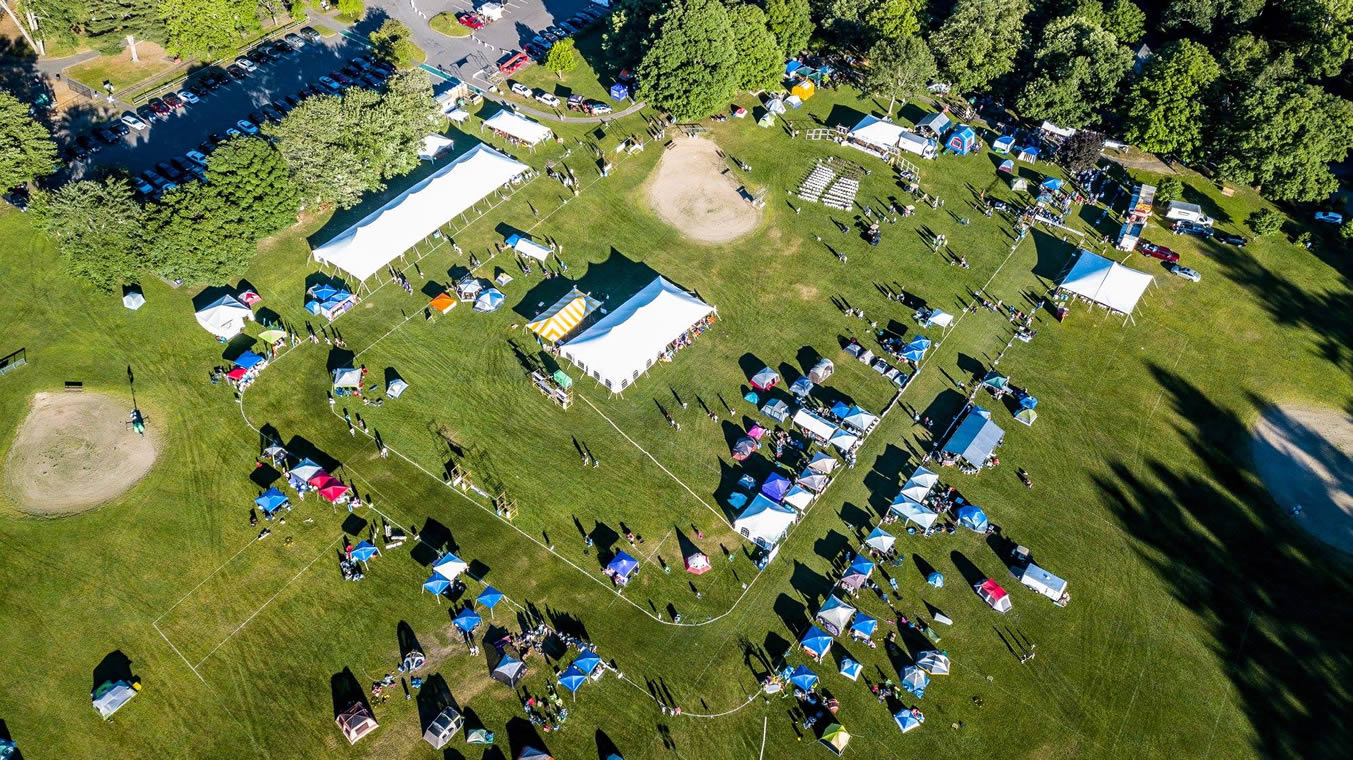 Drone Services Western MA - Drone Event Photography & Video