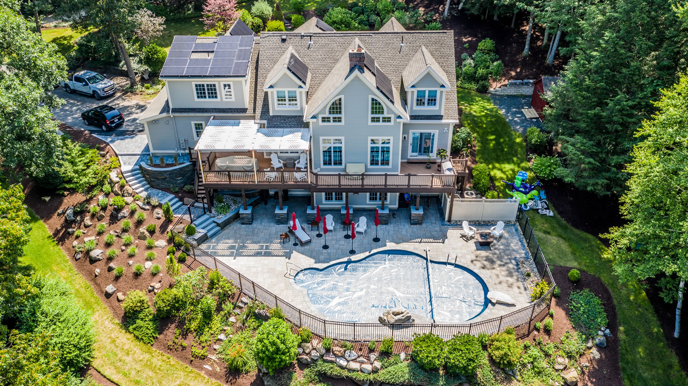 Real Estate Drone Photography Services in Western Massachusetts