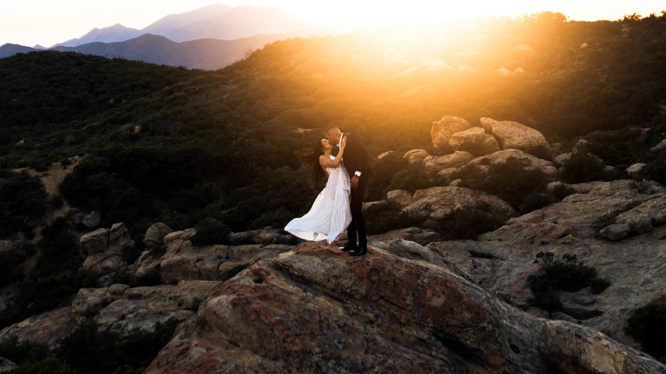 Drone Wedding Photography Services in Western Massachusetts